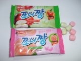 COATED SOFT CHEWY CANDY